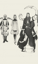 Original Character Designs